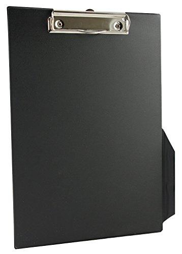 Range Wholesale A4 Black PVC Clipboard with Pen Holder - File Clip Board Office Pvc Clipboard