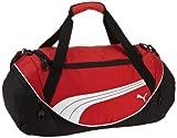 PUMA Men's Teamsport Formation 20 Inch Duffel Bag, Red, One Size
