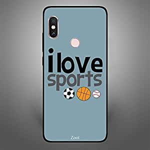 Xiaomi Redmi Note 5 Pro I Love Sports