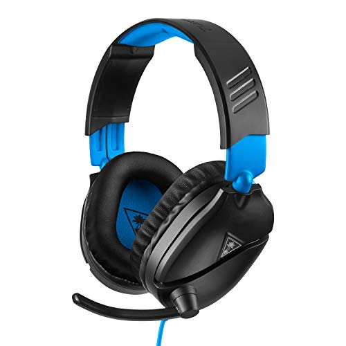 41g7SE3CG L - Turtle Beach Recon 70 Gaming Headset for PlayStation 4 Pro, PlayStation 4, Xbox One, Nintendo Switch, PC, and mobile - PlayStation 4