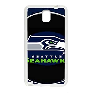 Happy Seattle Seahawks Brand New And Custom Hard Case Cover Protector For Samsung Galaxy Note3