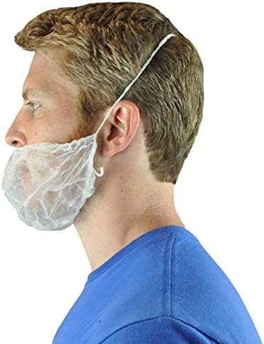 Disposable Beard Spun bonded Polypropylene Packs product image