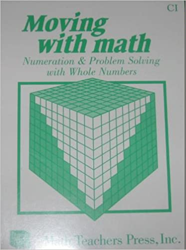 Moving with Math Teacher Guide and Answer Key (numberation ...