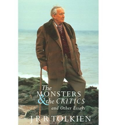 [ THE MONSTERS AND THE CRITICS BY TOLKIEN, J. R. R.](AUTHOR)PAPERBACK