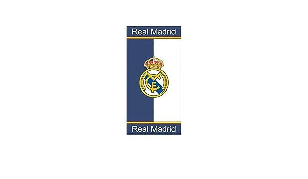 Toalla Real Madrid: Amazon.es: Bebé