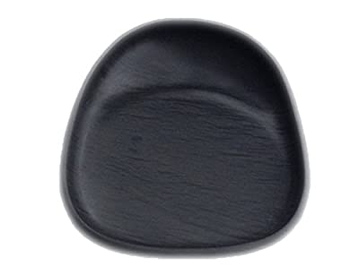 Easyou She Yan Ink Stone Chinese Calligraphy Tripedal Inkstone Natural Stone Wavy