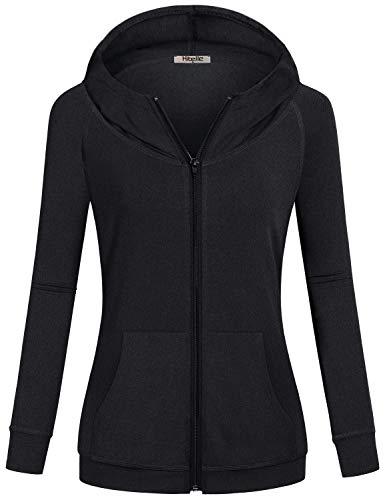 Hibelle Womens Sleeve Sweatshirts Pockets product image