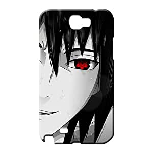 samsung note 2 Highquality Design Protective Cases mobile phone carrying cases naruto shippuden sharingan selective coloring