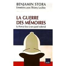 Guerre des mémoires (La)