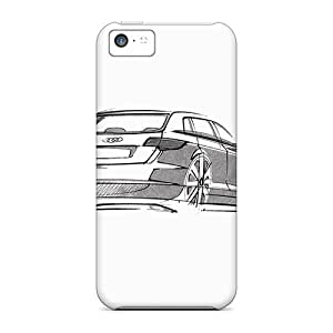 Hot New Audi A3 Sportback Cases Covers For Iphone 5c With Perfect Design