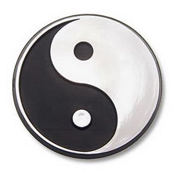 Amazon yin yangpisces car emblem automotive yin yangpisces car emblem sciox Gallery