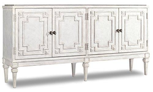 Price comparison product image Harris & Terry AMZ1180412 Credenza Cabinets,  White / Cream / Beige