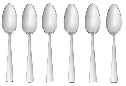 6 Dinner Spoons - 8