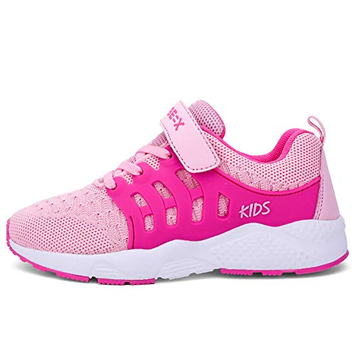 Pictures of FLORENCE IISA Kids Tennis Shoes Breathable Lightweight 7