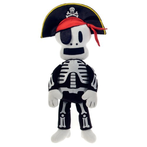 Fiesta Toys Pirate Scurvy Julius Monkey by Paul Frank 12