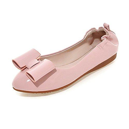 B fondo puntiagudos zapatos huevo coreana de de suave señora rollo de de zapatos superficiales Versión arco de moda zapatos gwUCq7q