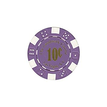 Landmark casino poker chips american casino guide 2009 edition