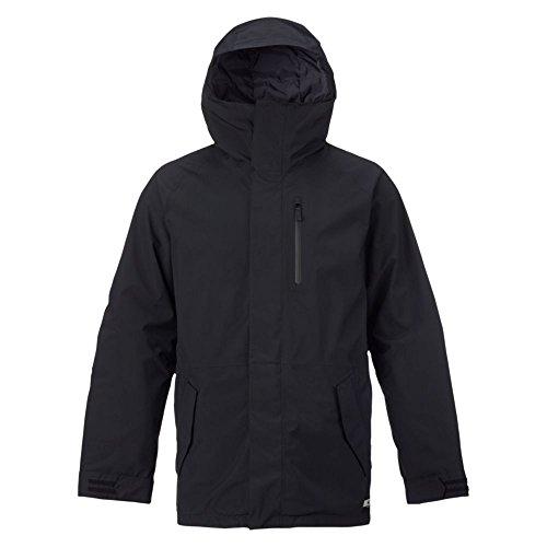 Burton Men's Radial Jacket, True Black, Medium