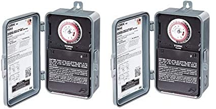 nsi industries tork tu40 indoor outdoor 40 amp universal multi voltNew Tork Timer With Skip A Day Feature 240v 60 Cycle #11