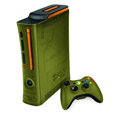 Amazon com: Xbox 360 Console Halo 3 Special Edition (with