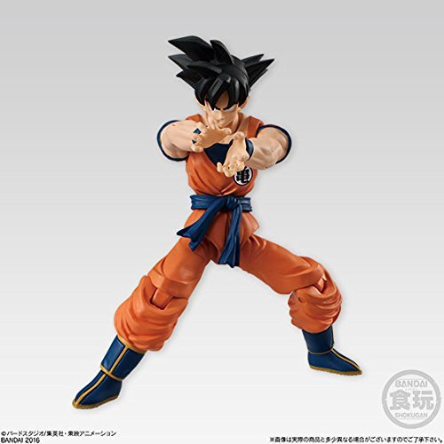 Gokou Shodo Son 8cm Figurine Z Bandai Ball Dragon 0NOw8yvnm