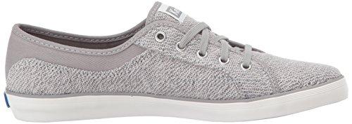 Felpa Da Donna Coursa Keds Jersey Fashion Sneaker Grigio Chiaro