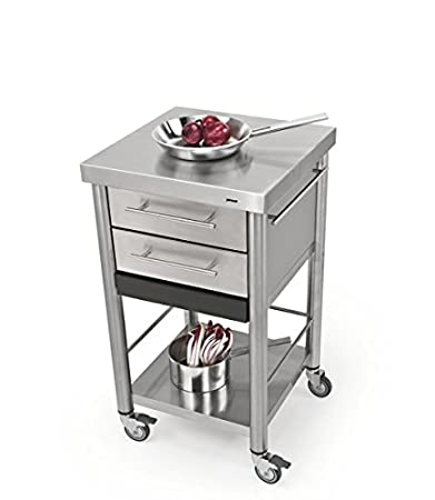 Best Carrello Cucina Acciaio Contemporary - Design & Ideas 2017 ...