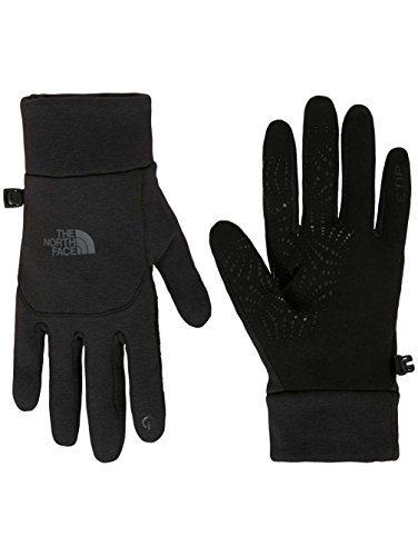 The North Face Men's Etip Hardface Gloves,Black,Medium by The North Face