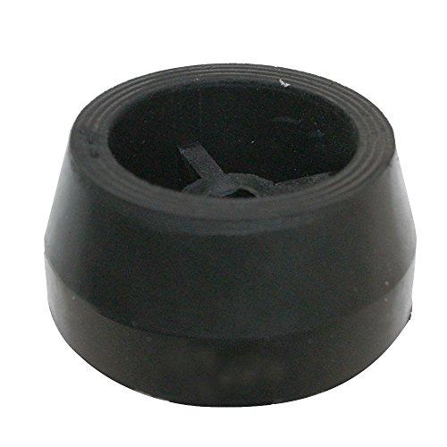 Large Rubber Feet - Interstate Pneumatics CFR7032 Air Compressor Rubber Foot for C2000 (4 per pack)