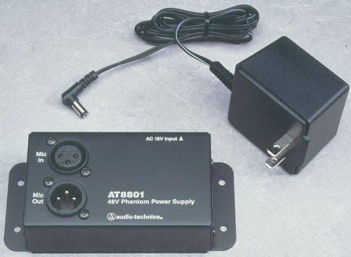 (Audio Technica Single Channel Phantom Power Supply)