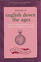 Dictionary of English Down the Ages: Words…