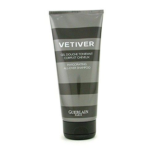 (Guerlain Vetiver All-Over Shampoo 200ml/6.8oz)