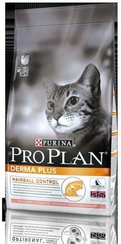 Pro Plan Gato Piel Sensible, Derma Plus kg.1,5: Amazon.es: Productos para mascotas