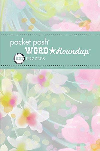 Pocket Posh Word Roundup 9: 100 Puzzles (Pocket Posh Word)