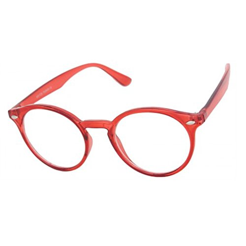 EYTYS & NYNTIES Retro Candy Frame Clear Lens 90s Style Pantos Frame Transparent - Sunglasses John Candy