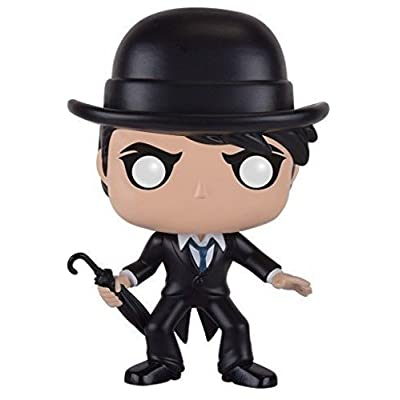 Funko POP Movies: Poet Anderson Action Figure: Funko Pop Movie:: Toys & Games