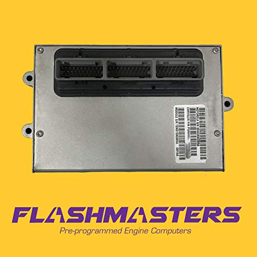 Flashmasters 1998 Compatible for Dodge Dakota 5.2L Computer 56046331 ECU ECM PCM Programmed to Your VIN