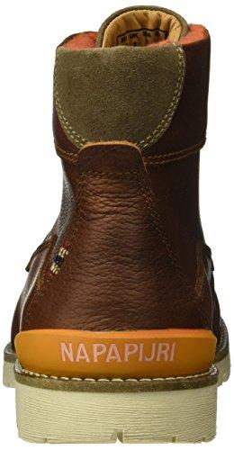 Napapijri Trygve, Zapatillas de Estar por Casa para Hombre Marrón - Braun (cognac N45)