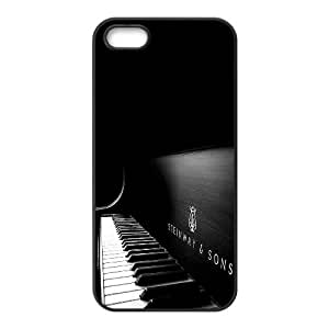 Steinway Sons Piano Music iPhone 4 4s Cell Phone Case Black DAVID-200726