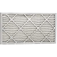 Eco-Aire P25S.011032 MERV 13 Pleated Air Filter, 10 x 32 x 1