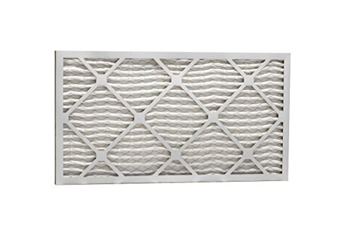 Eco-Aire P25S.012037 MERV 13 Pleated Air Filter, 20 x 37 x 1""