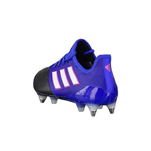 Adidas ftwbla Scarpe Uomo Ace negbas Allenamento Sg Leather Blu 1 17 Per azul Calcio rxpwfSr