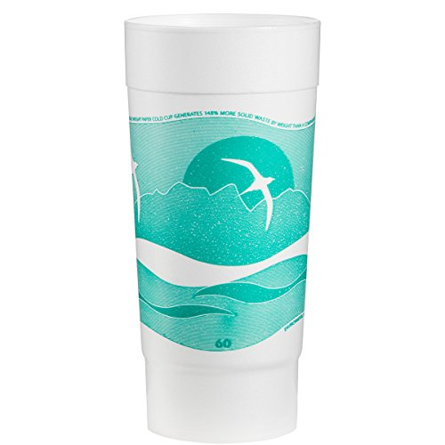 (Dart 60AJ32H 60 oz Horizon Foam Cup (Case of 160))