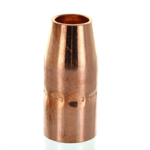 Miller 246372 Nozzle,M-100 .500 Orf Flush (Cu). Pkg = 2