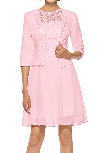 trapecio Topkleider para 2 mes Vestido mujer Rosa pCwCRBq81