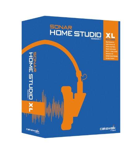 Sonar 7 Studio - Sonar Home Studio 7 XL [OLD VERSION]