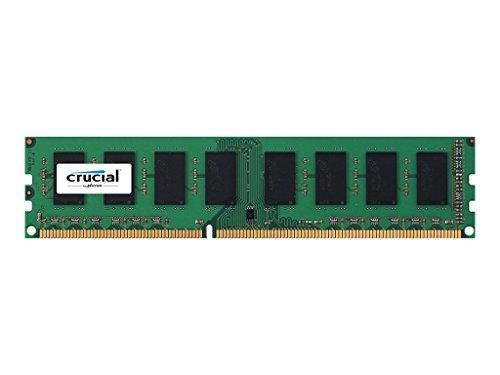 Mk Diamond 470 - Crucial Technology RAM Memory 1 x 2GB DDR3 SDRAM 2 DDR3 1600 DDR3 CT25664BA160BA