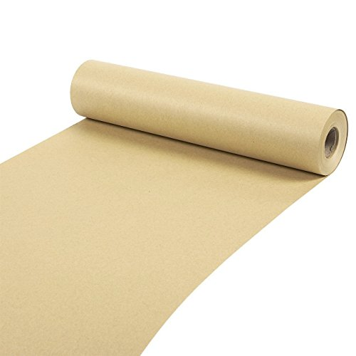 Kraft Paper Roll - Jumbo Packing Paper, 100