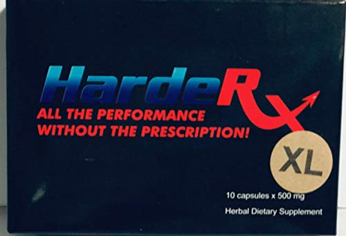 HARDERX XL Natural Strenght Testosterone product image