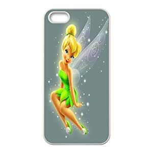 Disney Prince Tinker Bell Productive Back Phone Case For Apple Iphone 5 5S Cases -Pattern-17